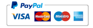 Supported payment methods logos